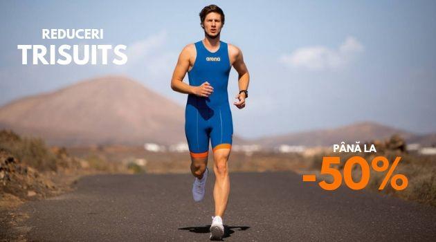 TRIsuits - costume triatlon Arena & Dare2TRI